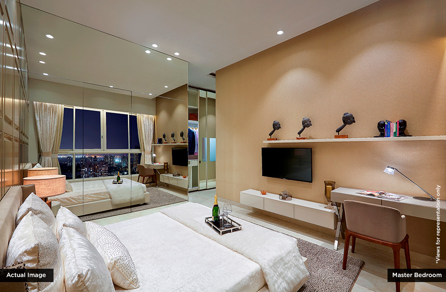 2.5 BHK Flats in Lower Parel