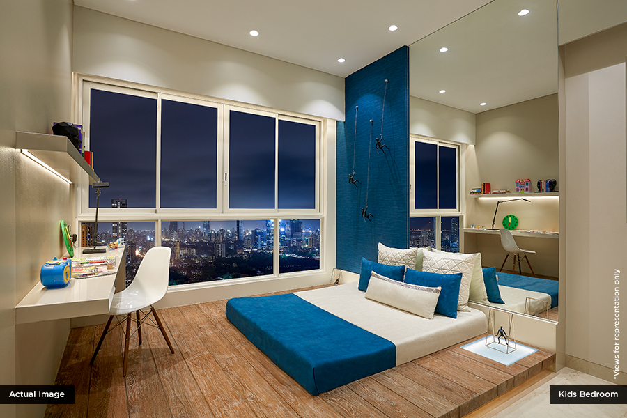 2.5 BHK Apartments in Lower Parel